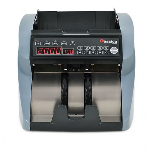 Cassida 5700 SERIES Bill Counter with ValuCount