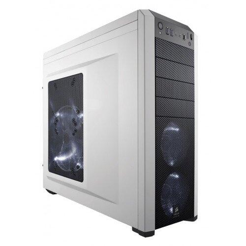Corsair Carbide Series 500R Mid-Tower Case - White