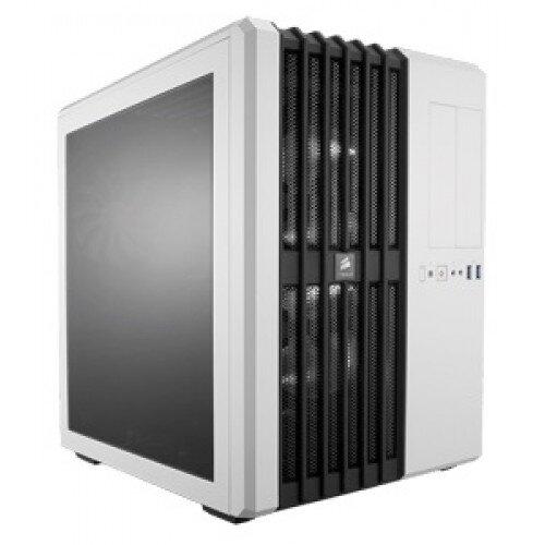 Corsair Carbide Series Air 540 High Airflow ATX Cube Case - Arctic White