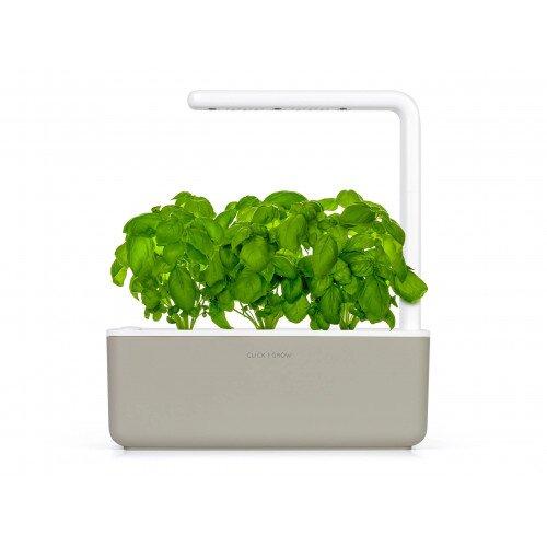 Click & Grow Smart Garden 3 Indoor Herb Garden - Beige