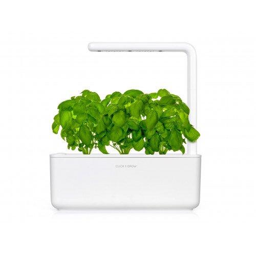 Click & Grow Smart Garden 3 Indoor Herb Garden - White