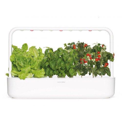Click & Grow Smart Garden 9 Indoor Home Garden - White