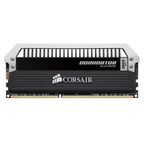 Corsair Dominator Platinum Series 16GB (4 x 4GB) DDR3 DRAM 2800MHz C12 Memory Kit