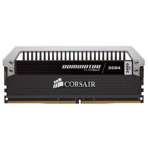 Corsair Dominator Platinum Series 16GB (2 x 8GB) DDR4 DRAM 2400MHz C10 Memory Kit