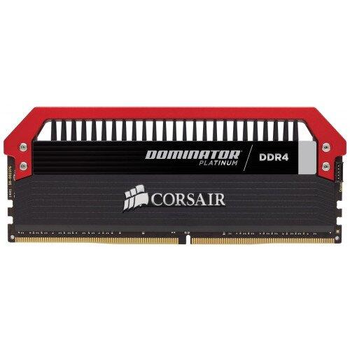 Corsair Dominator Platinum Series 16GB (4 x 4GB) DDR4 DRAM 3200MHz C16 Memory Kit