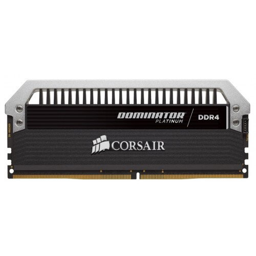 Corsair Dominator Platinum Series 16GB (4 x 4GB) DDR4 DRAM 3466MHz C18 Memory Kit