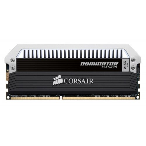 Corsair Dominator Platinum Series 8GB (2 x 4GB) DDR3 DRAM 2133MHz C9 Memory Kit