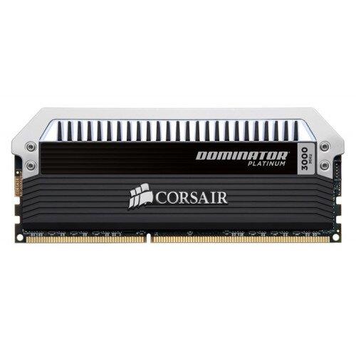Corsair Dominator Platinum Series 8GB (2 x 4GB) DDR3 DRAM 3000MHz C12 Memory Kit