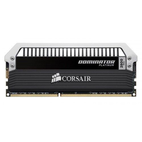 Corsair Dominator Platinum Series 8GB (2 x 4GB) DDR3 DRAM 2800MHz C12 Memory Kit