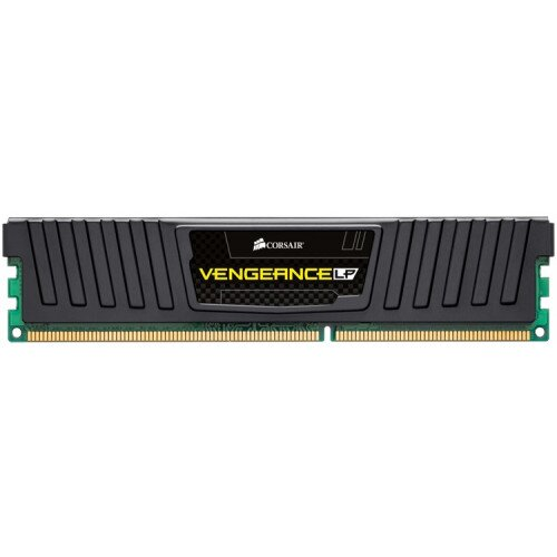 Corsair Vengeance Low Profile - 4GB Dual Channel DDR3 Memory Kit - Black