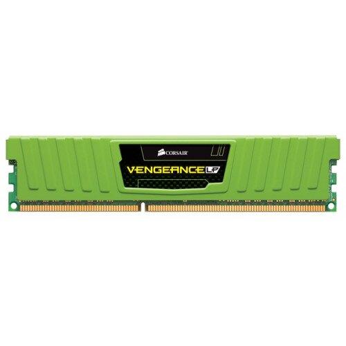 Corsair Vengeance Low Profile 8GB Dual Channel DDR3 Memory Kit - Green