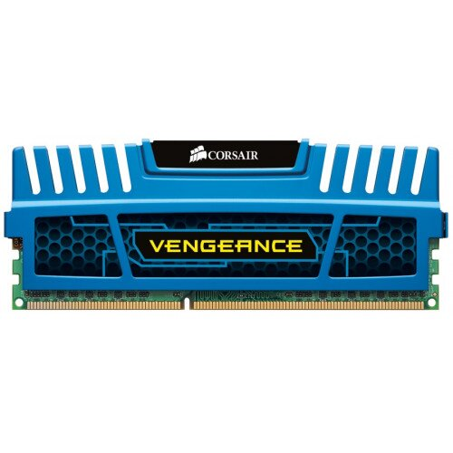 Corsair Vengeance 4GB Single Module DDR3 Memory Kit - Blue