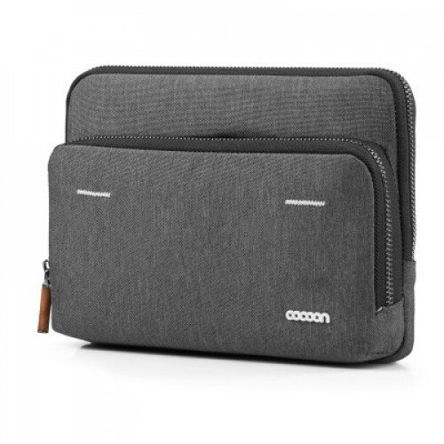 Cocoon Graphite iPad Mini Sleeve Sized to Fit With Smart Case - 2