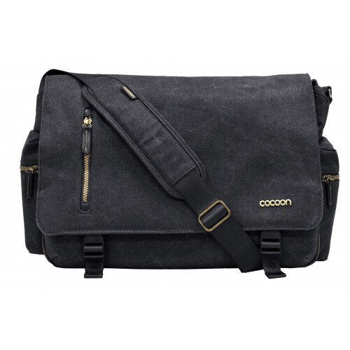 "Cocoon Urban Adventure 16"" Messenger Bag Up To 16"" Laptop"