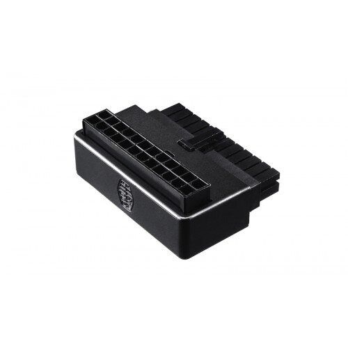 Cooler Master ATX 24 Pin 90° Adapter Capacitor GL (Stable Power Output)