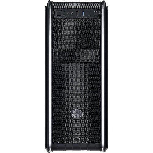 Cooler Master CM 590 III Mid Tower Computer Case - Black