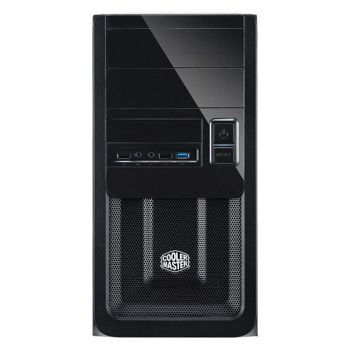 Cooler Master Elite 343 Mini Tower Computer Case