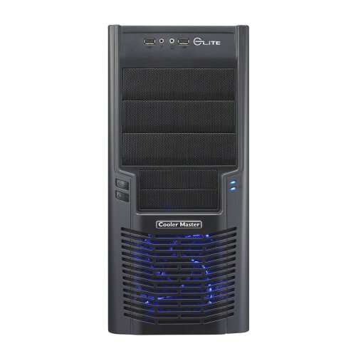Cooler Master Elite 430 Mid Tower Computer Case
