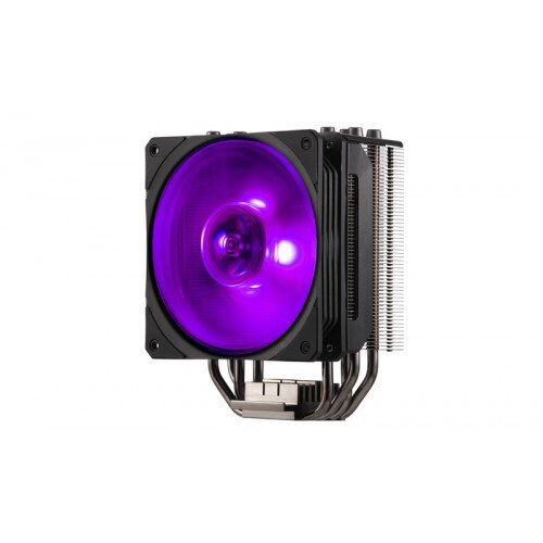 Cooler Master Hyper 212 RGB Black Edition CPU Cooling Fan