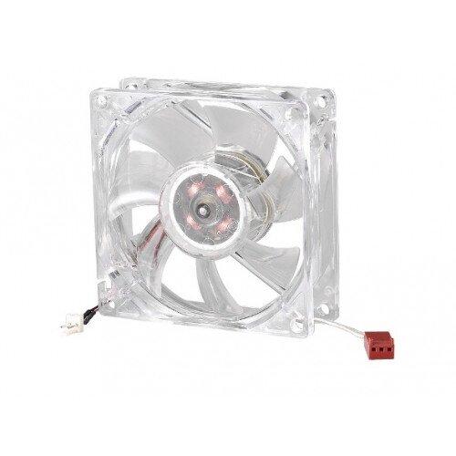 Cooler Master LED On/Off Fan 80mm Case Fan