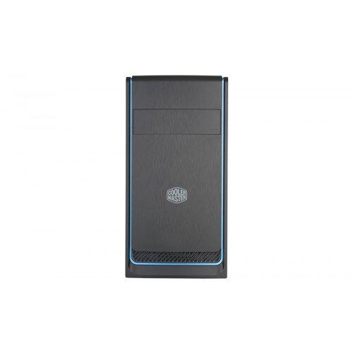 Cooler Master MasterBox E300L Mini Tower Computer Case - Blue