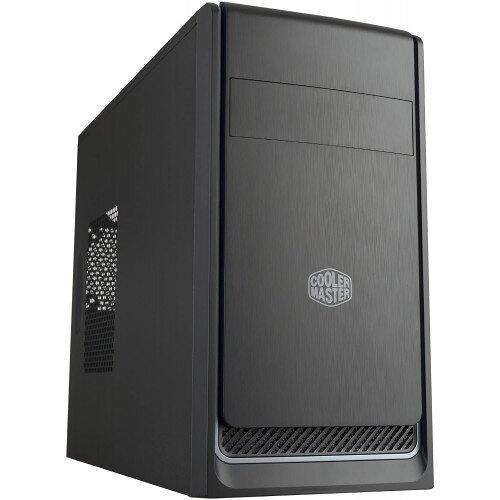 Cooler Master MasterBox E300L Computer Case - Silver