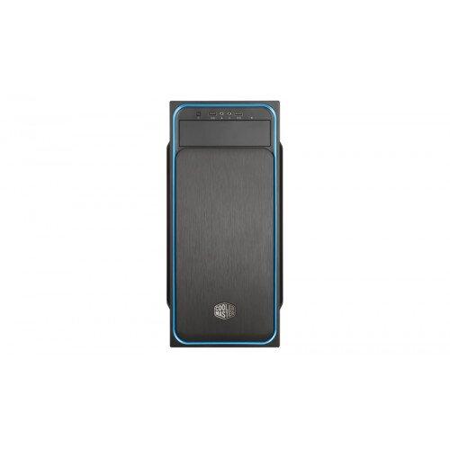 Cooler Master MasterBox E500L Computer Case - Blue