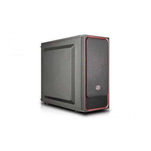 Cooler Master MasterBox E500L Computer Case - Red