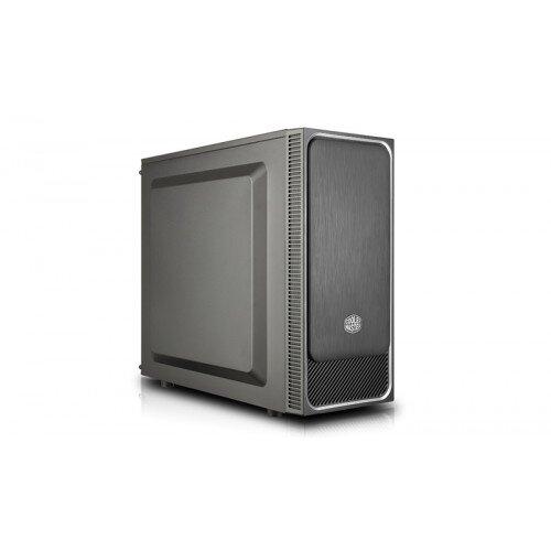 Cooler Master MasterBox E500L Computer Case - Silver