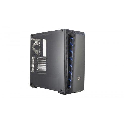 Cooler Master MasterBox MB510L Computer Case - Blue