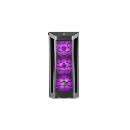 Cooler Master MasterBox MB511 RGB Mid Tower Computer Case