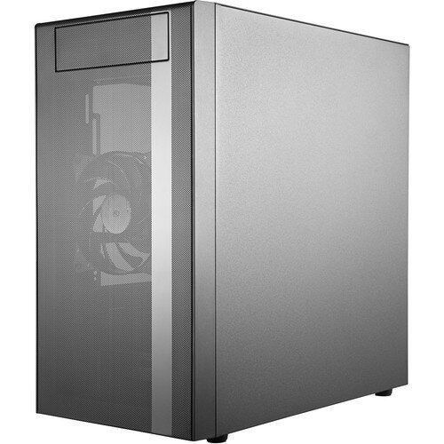 Cooler Master MasterBox NR400 Mini Tower Computer Case