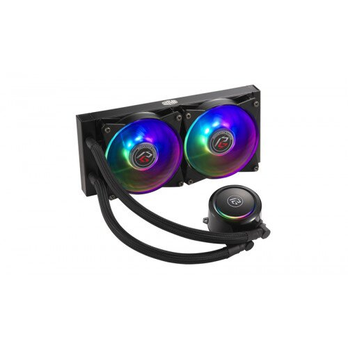 Cooler Master MasterLiquid ML240R RGB Phantom Gaming Edition CPU Cooling Fan