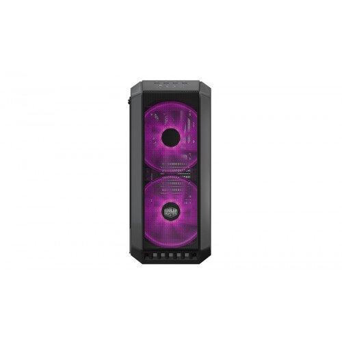Cooler Master Mind Blowing Design MasterCase H500 Computer Case