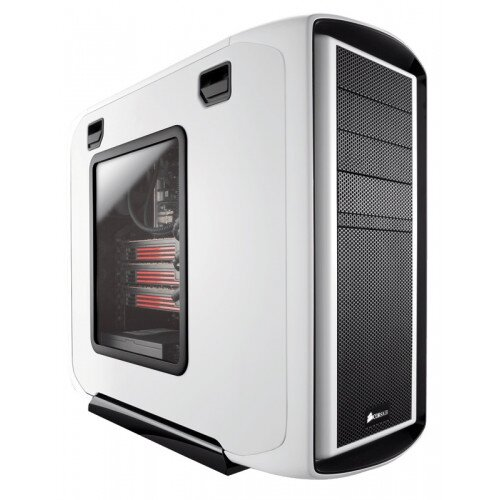 Corsair Special Edition White Graphite Series 600T Mid-Tower Case