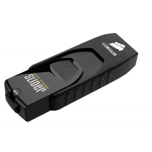 Corsair Flash Voyager Slider USB 3.0 USB Drive - 256GB