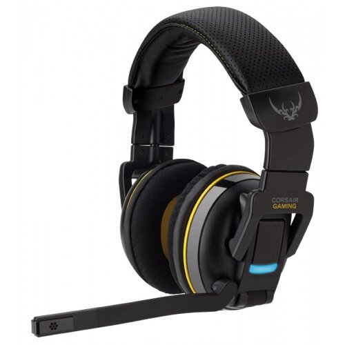 Corsair Gaming H2100 Wireless Dolby 7.1 Gaming Headset - Black
