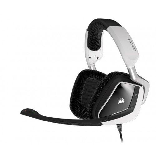 Corsair VOID RGB USB Dolby 7.1 Gaming Headset - White