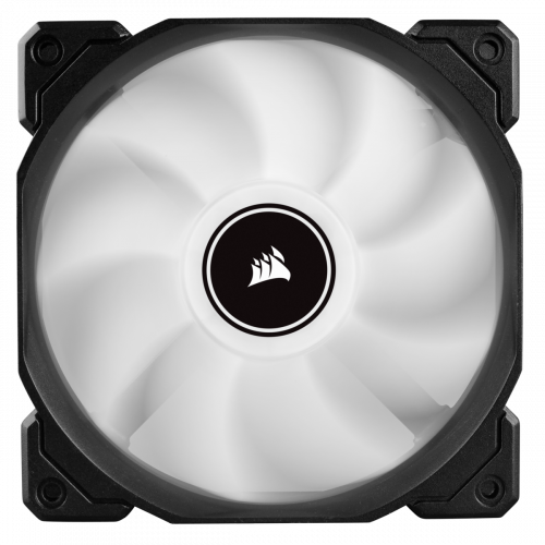 Corsair Air Series AF120 LED (2018) Case Fan - White - Single Pack - 120mm x 25mm