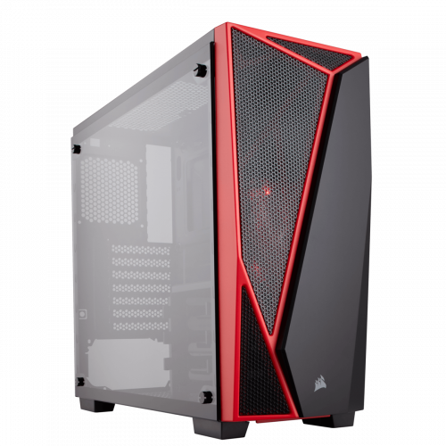Corsair Carbide Series Spec-04 Tempered Glass Mid-Tower Gaming Computer Case