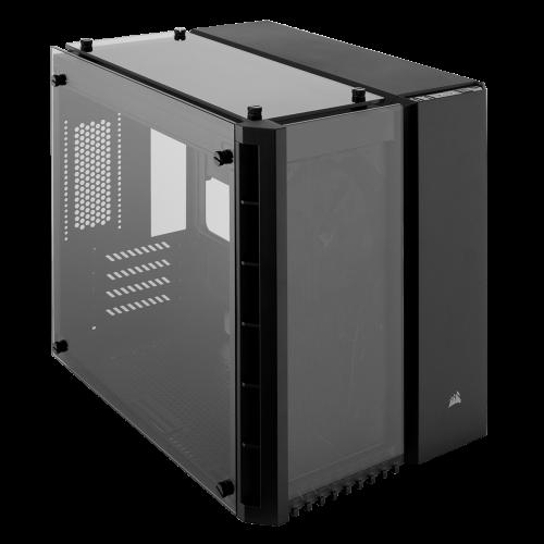 Corsair Crystal Series 280X Tempered Glass Micro ATX Computer Case