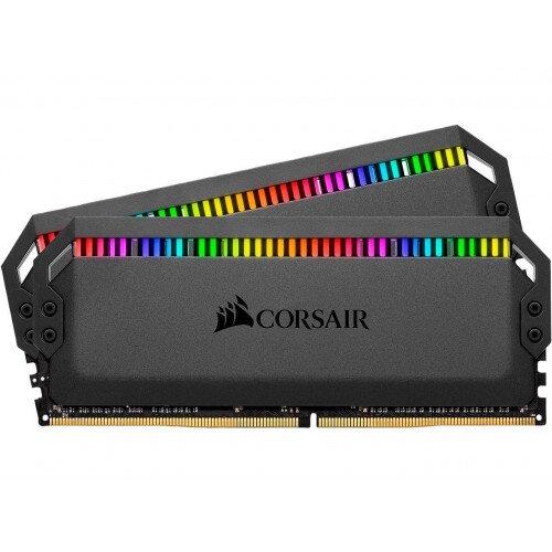Corsair Dominator Platinum RGB DDR4 Memory - 32GB Kit (2 x 16GB) - 4000MHz C19