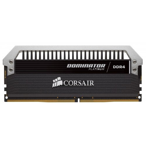 Corsair Dominator Platinum Series 8GB (2 x 4GB) DDR4 DRAM 2666MHz C15 Memory Kit