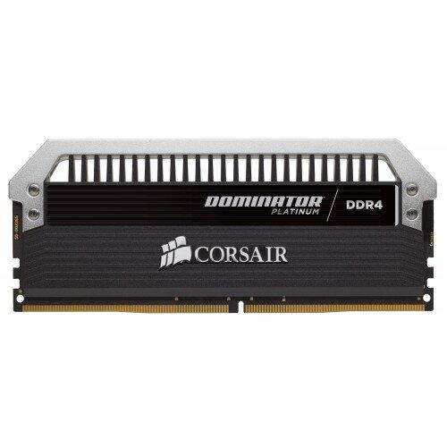 Corsair Dominator Platinum Series 16GB (4 x 4GB) DDR4 DRAM 3000MHz C14 Memory Kit