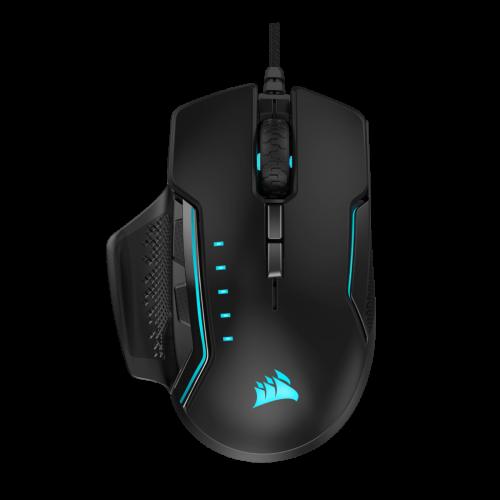 Corsair Glaive RGB Pro Gaming Mouse - Black