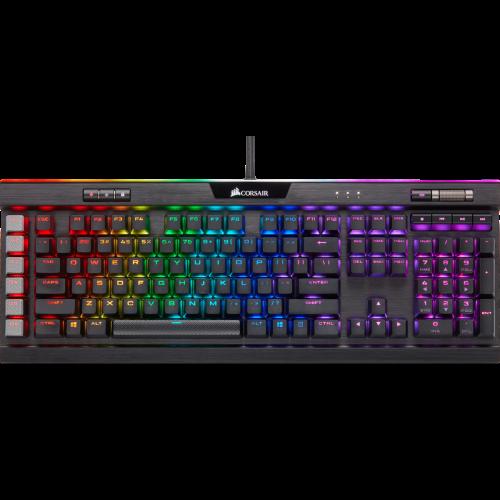 Corsair K95 RGB PLATINUM XT Mechanical Gaming Keyboard - Cherry MX Blue