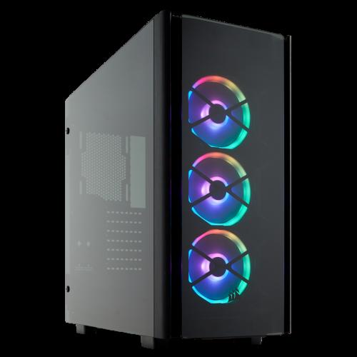 Corsair Obsidian Series 500D RGB SE Premium Mid-Tower Computer Case