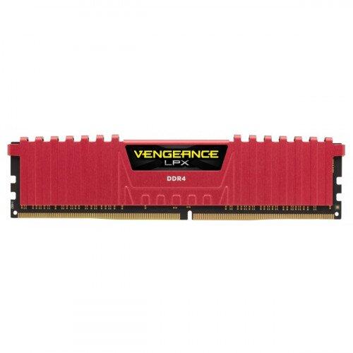 Corsair Vengeance LPX 16GB (4x4GB) DDR4 DRAM 3200MHz C16 Memory Kit