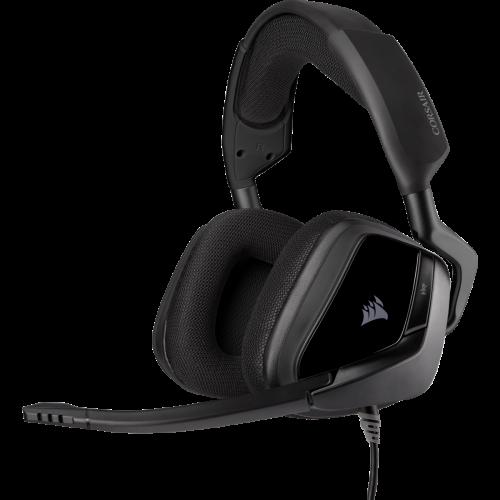 Corsair Void Elite Surround Premium Gaming Headset with 7.1 Surround Sound - Carbon
