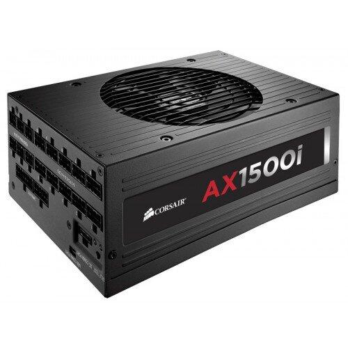Corsair AX1500i Digital ATX Power Supply - 1500 Watt Fully-Modular PSU